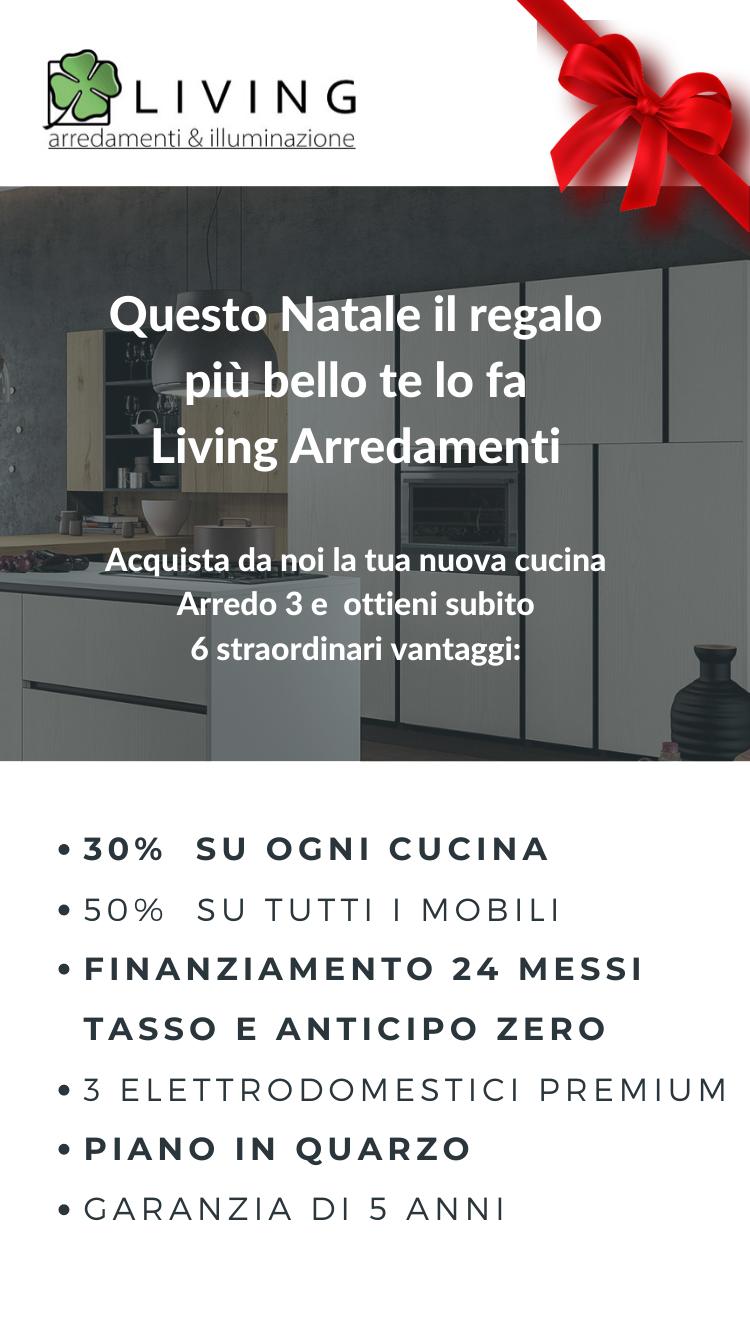 Offerta Cucine - Living Arredamenti Roma